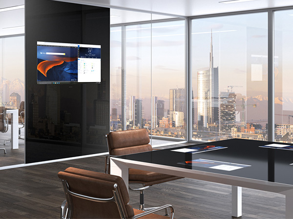 Smart offices: Un Futuro Tangible